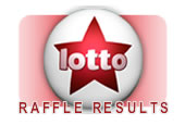 Lotto Raffle Results